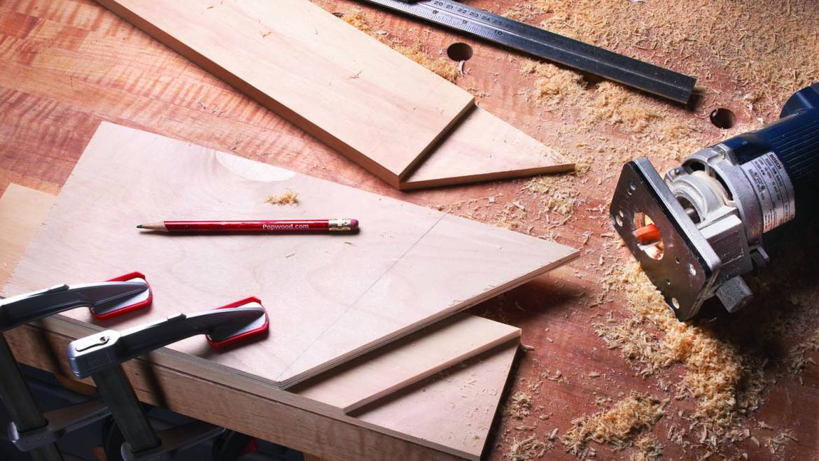 Mitered Half-lap Joinery | Popular Woodworking Magazine