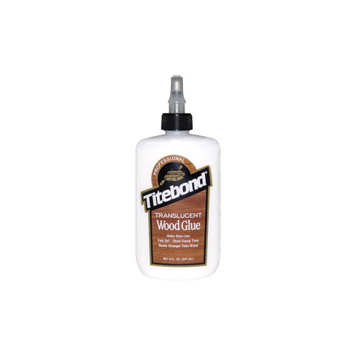 TITEBOND TRANSLUCENT 8 OZ. – This IS Woodworking