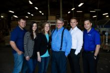 Forbes names Cohen Architectural Woodworking a top small business