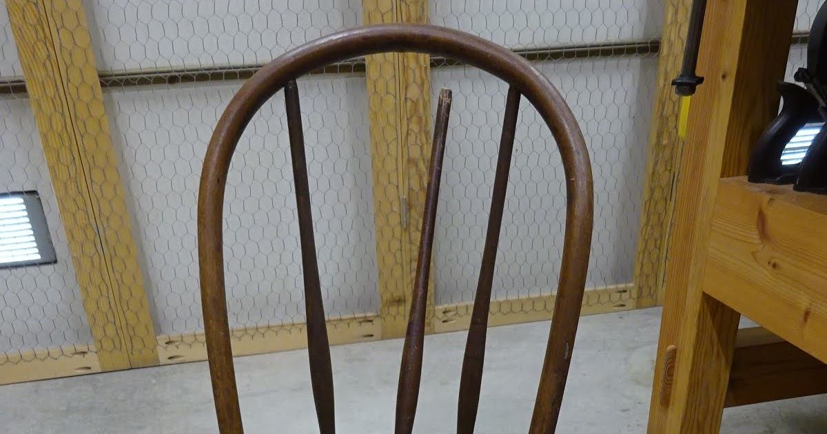 Woodworking in a Tiny Shop: Child's Sunday School Chair