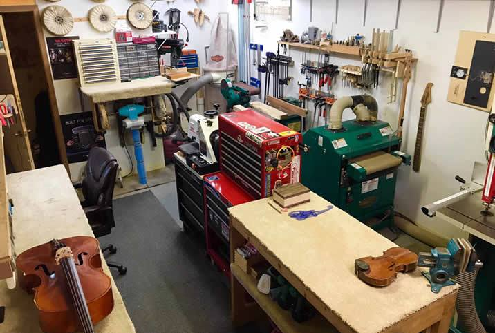 Set Up Your Woodworking Shop In A Small Space [Guided Steps] – Garden Pond Supply