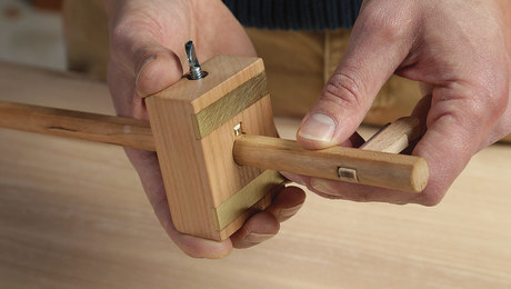 Make your own woodworking tools