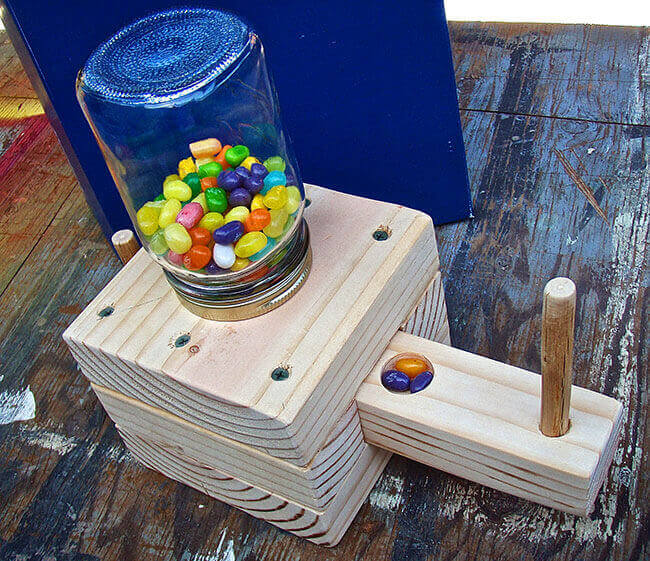 40 Best Woodworking Projects For Kids