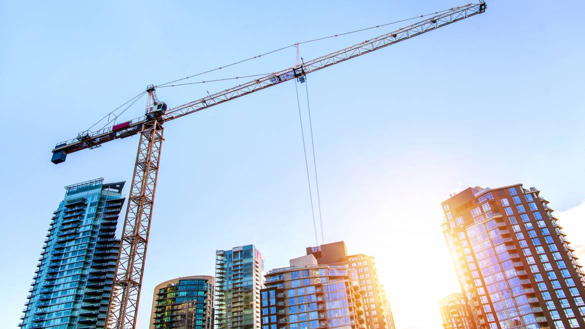 Construction Helps Drive the Local Economy in Tourism's Absence