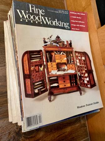 Woodworking magazines – books & magazines – by owner