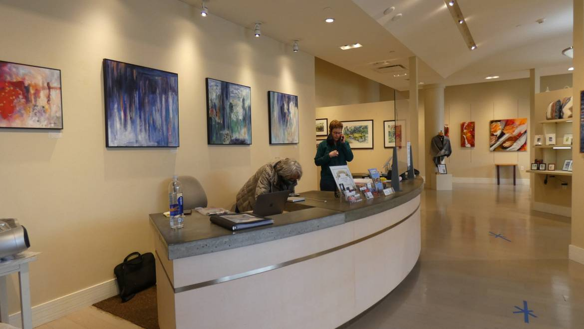 Summer at The Artists' Gallery